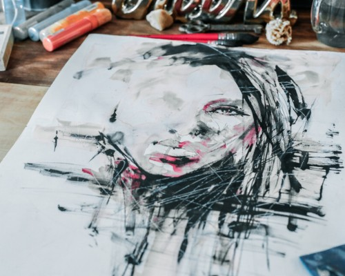 Portrait Painting Workshop with Round Rock Arts