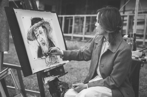 Portrait Workshop hosted by Round Rock Arts